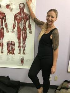 Staff Instructor, Jeni Hartung